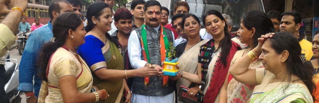 Honourable Madhusudanji Purohit joined Bharatiya Janata Party (BJP) on 21st August 2016